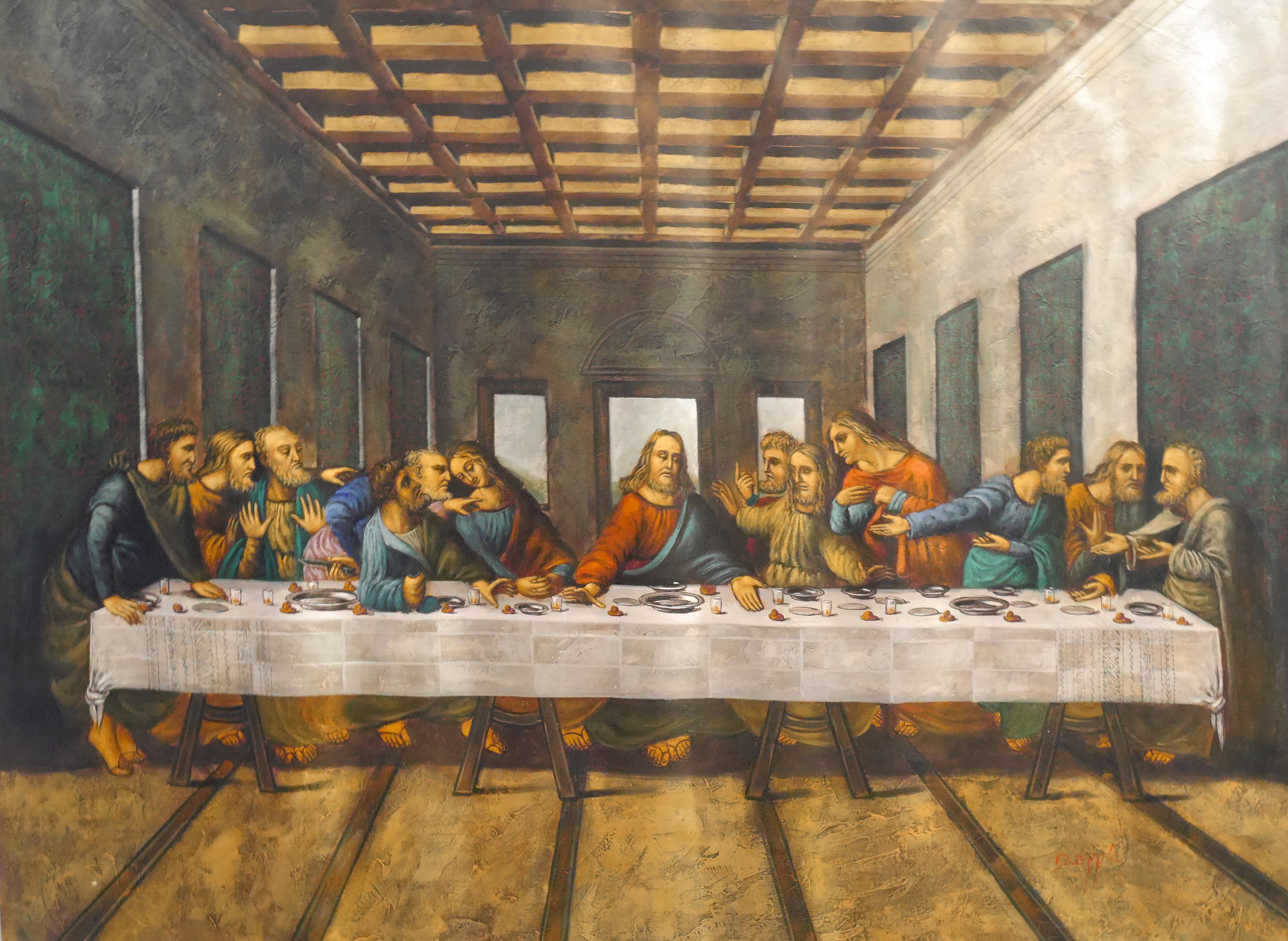 Last Supper 2